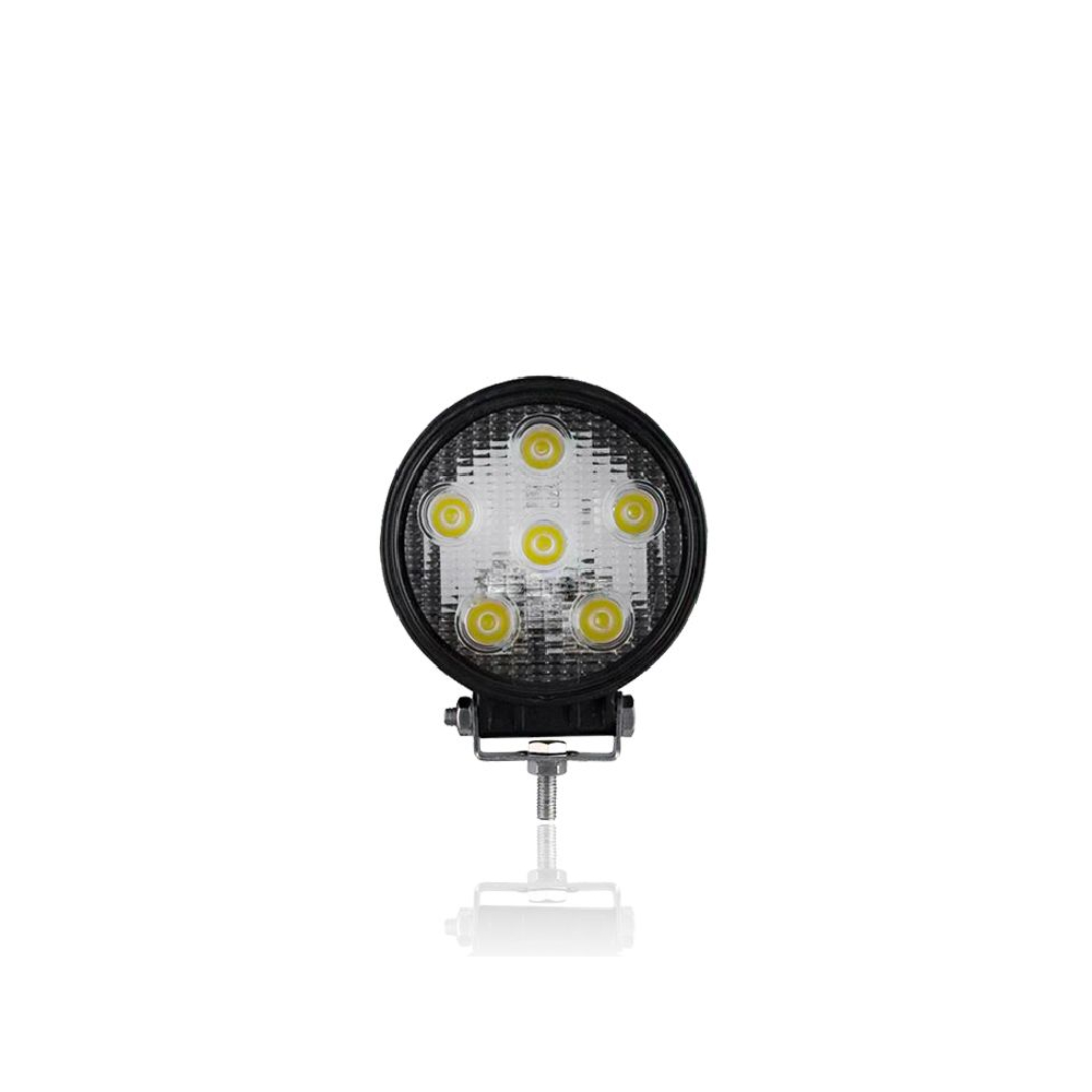 Προβολέας LED 18 Watt 10-30 Volt DC Ψυχρό Λευκό