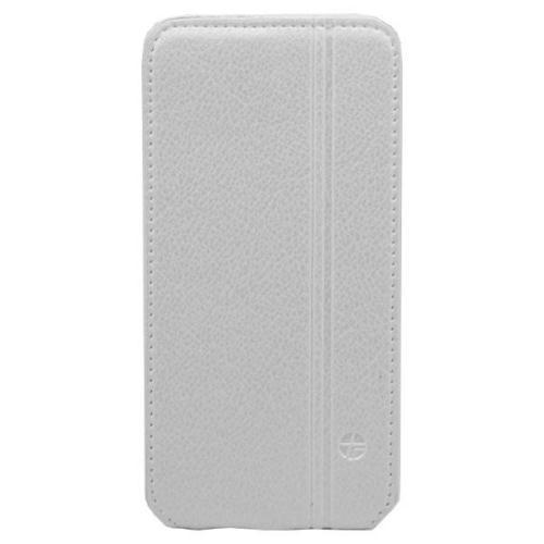 Θήκη Δερμάτινη Trexta Apple iPhone 6/ iPhone 6S Sleek Λευκό