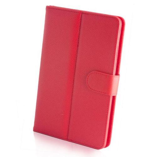 Θήκη Universal inos για Tablets 8''-9'' Book Κόκκινο