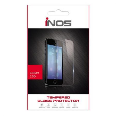 Tempered Glass inos 9H 0.33mm HTC One (1 τεμ.)