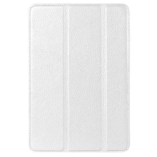 Θήκη Δερμάτινη Melkco Apple iPad mini 2 / iPad mini 3 Slimme Λευκό