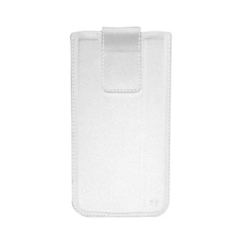 Θήκη Δερμάτινη Trexta Apple iPhone 6/ iPhone 6S Lifter Λευκό
