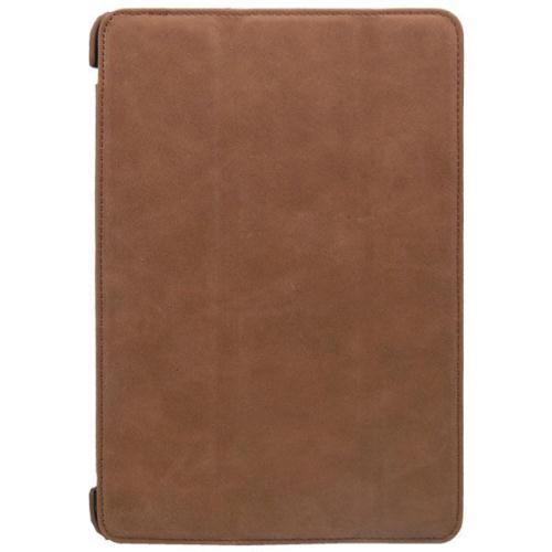 Θήκη Δερμάτινη Melkco Apple iPad mini 2 / iPad mini 3 Slimme Καφέ