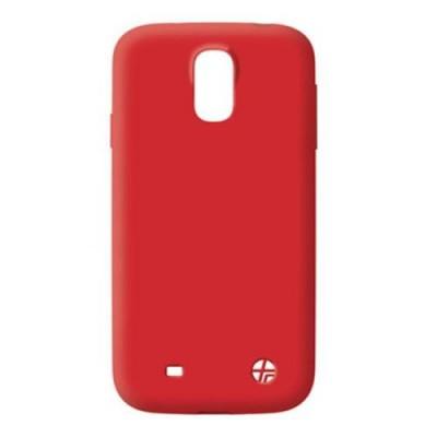 Θήκη TPU Trexta Samsung i9505 Galaxy S4 Palette Κόκκινο