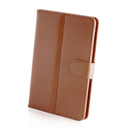 Θήκη Universal inos για Tablets 8''-9'' Book Καφέ
