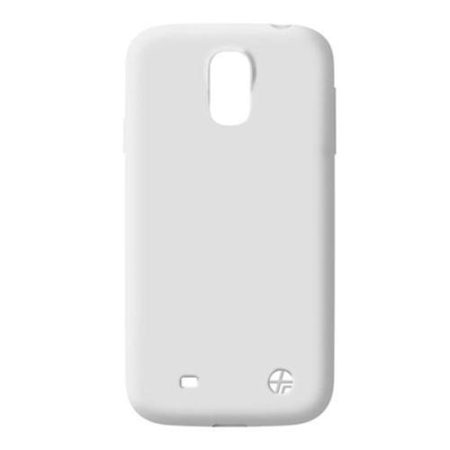 Θήκη TPU Trexta Samsung i9505 Galaxy S4 Palette Λευκό