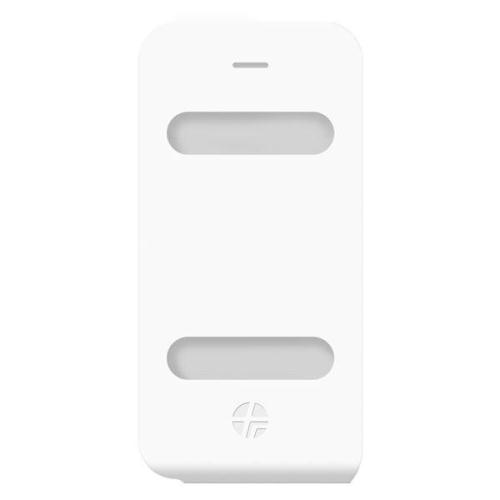 Θήκη Δερμάτινη Trexta Apple iPhone 5/5S Vertical Flap Λευκό