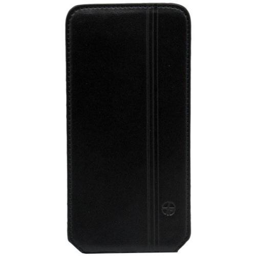 Θήκη Δερμάτινη Trexta Apple iPhone 6/ iPhone 6S Sleek Μαύρο