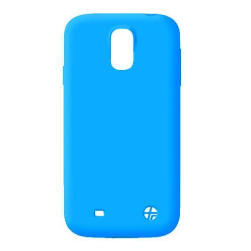 Θήκη TPU Trexta Samsung i9505 Galaxy S4 Palette Γαλάζιο