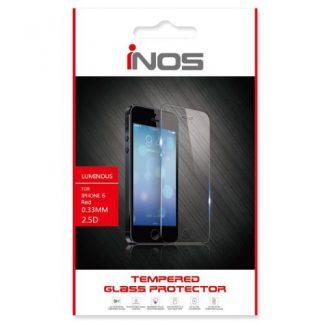 Tempered Glass inos 9H 0.33mm Apple iPhone 6 Plus/ iPhone 6S Plus Luminus Κόκκινο (1 τεμ.)