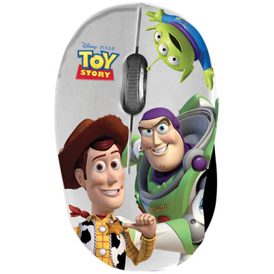 """DSY MM295 """"TOY STORY"""" MINI OPTICAL MOUSE USB"""