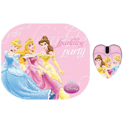 """DSY TP2003 """"PRINCESS"""" MM212&MP013 TWO PACK"""