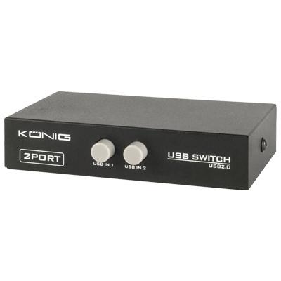 CMP-SWITCH 41 2-port USB switch