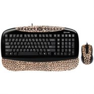 GKSL-2173B KEYBOARD+MOUSE SET (BROWN)