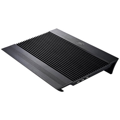 DEEPCOOL N8 BLACK NOTEBOOK COOLER