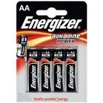 ENERGIZER AA-LR6/4TEM ALKALINE POWER
