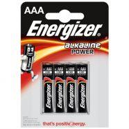 ENERGIZER AAA-LR03/4TEM ALKALINE POWER