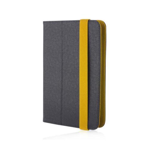 Θήκη Universal inos για Tablets 7''-8'' Foldable Wrapper Μαύρο-Κίτρινο