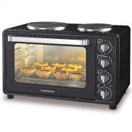 THOMSON THEO47893 ELECTRIC OVEN & 2 HOT PLATES 30L